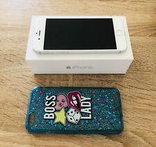 iPhone 6 weiß / silver 16 GB OPV Top Zustand!!! Ohne Vertrag!!! Ohne Simlock!!!
