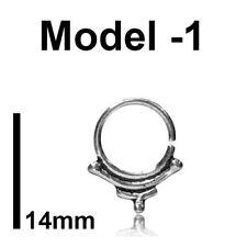 Brass 18g (1 mm) Gauge (Thickness) Piercing Jewellery