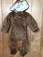 TODDLER BOY'S KENNETH COLE REACTION SNOWSUIT-SIZE: 3/6 MONTHS