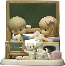 "Precious Moments ""Love Is The Most Important Lesson"" 151055 Nib L.E.Large Piece!"