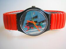 Swatch Dummy GB410 Taxi Stop