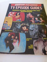 Starlog Photo Guidebook TV Episode Guides Vol 1 1981 Starlog (cp14)