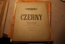 CZERNY - PIANO - Partition 1