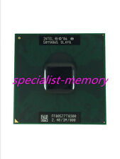Intel Core 2 Duo T8300 SLAYQ 2.4G 3M 800MHz Socket P Mobile CPU Processor