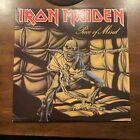 Iron Maiden Piece of Mind vinyl 1983 Original release