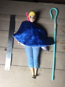Large 'TALKING' Disney / Pixar Little Bo PEEP Moveable Doll with Stick / Ho
