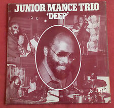 JUNIOR MANCE LP ORIG UK DEEP  JSP