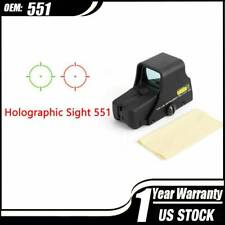 Red Green Dot Holographic Sight 551 552 Tactical Airsoft Scope Sight USA