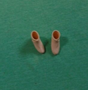 Vintage Ideal Tammy Doll 9111-6 Puddle Jumper White Booties