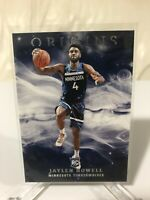 2019-20 Panini Origins Basketball Jaylen Nowell RC Minnestoa Timberwolves NBA
