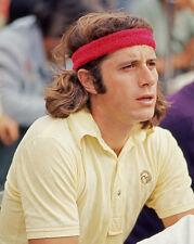 1977 Tennis Pro GUILLERMO VILAS Glossy 8x10 Photo Print Wimbledon Poster
