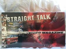 Strait Talk Video Magazine R.J. Reynolds Tobacco VHS Non Rental 1999 Winston Cup