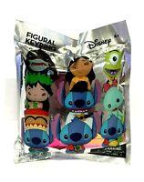 Disney Stitch Series 2 3D Figural Keyring Keychain Rare Random Bag SEALED NEW