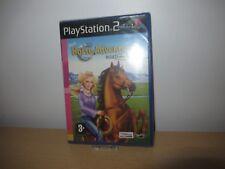 Barbie Horse Adventures: Wild Horse Rescate - Ps2 Juego - Nuevo y Nuevo Pal