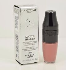 Lancome Matte Shaker High Pigment Liquid Lipstick New in Box  - CHOOSE COLOR