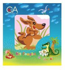 "Kangaroo Counted Cross Stitch Kit 8/"" x 11.5/"" 20.3cm x 29cm A2300"