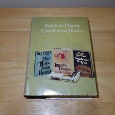 Reader's Digest Condensed Books - 1976 Volume 3 - Touch Not the Cat Mary Stewart