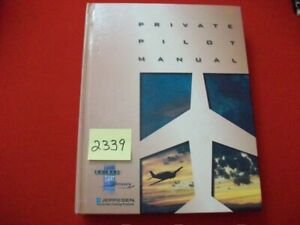 JEPPESEN GUIDED FLIGHT DISCOVERY PILOT TRAINING SYSTEM-PRIVATE PILOT MANUAL-EXC.