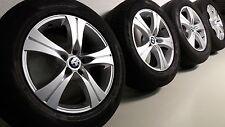4x BMW X5 E70 Alufelgen Pirelli Winterreifen Radsatz 255/55 R18 109H  ExtraLoad