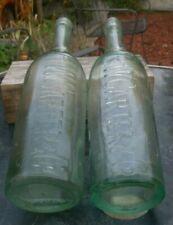 More details for two original ribena cordial bottles