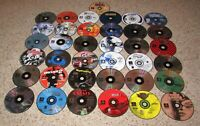 Lot of 37 Scratched / Damaged Games for Playstation 1 PS1 Fast Shipping