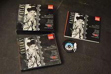 box 2 cd Puccini Callas Danieli Gedda Borriello Madama Butterfly Von Karajan