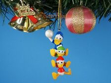 Decoration Xmas Ornament Decor Disney Olympics Donald Duck Nephews Basketball