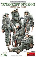 Miniart 35075 - Totenkopf division - kharkov 1943