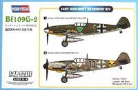 Hobbyboss 1:48 Messerschmitt Bf109G-2 Aircraft Model Kit