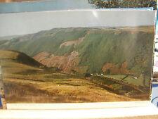 Postcard, The Stag and Rheidol Valley, Jarrold, 1960s, 325