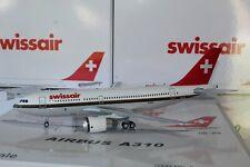 """Swissair A310-221 (HB-IPA) """"Aargau"""", 1:200, Inflight200"""