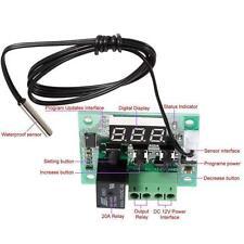 Digital LCD Thermostat Regulator Temperature Thermocouple Controller WL