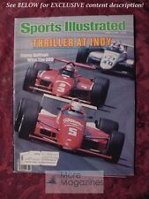 SPORTS Illustrated June 3 1985 DANNY SULLIVAN Wayne Gretsky Danny Ainge
