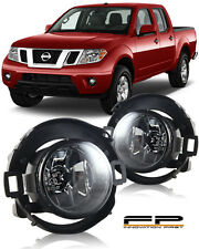 For 2010 11 12 13 14 15 16 NISSAN FRONTIER Fog Light Driving Lamp Complete Kit