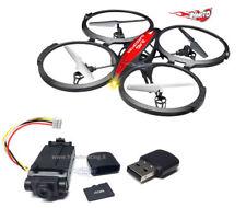 HI6036C Quadricottero Spider Himoto 2.4ghz 3D compreso di telecamera
