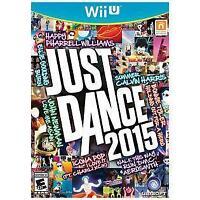 Just Dance 2015 (Nintendo Wii U, 2014) NEW