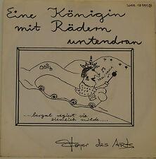 """FOYER DES ARTS - EINE KÖNIGIN MIT RÄDERN UNTENDRAN  Single 7"""" (H810)"""