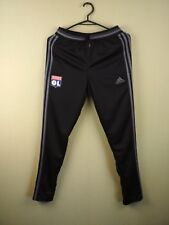 Olympique Lyonnais (Lyon) pants official adidas soccer football s. kids 11-12 y.