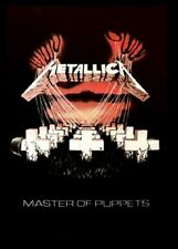 (FRAMED) METALLICA MASTER PUPPETS POSTER PRINT PICTURE - READY TO HANG ART NEW