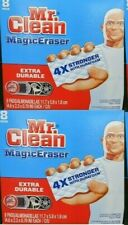 16 Pads of Mr.Clean Magic Eraser Extra Durable ( Two 8 Packs Each)