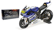 Minichamps Yamaha YZR-M1 Jerez Test 2013 - Valentino Rossi 1/12 Scale