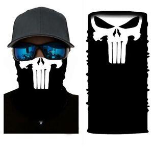 Fishing Shield Bandana Cloth Face Mask Facemask Cover Punisher