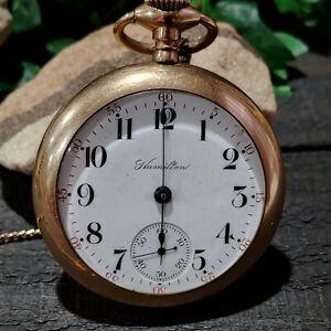 Hamilton 17Jewels Railroad Watch 6641402