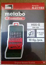 Metabo Metallbohrer