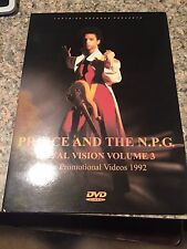 Prince & NPG Promotional Videos Volume 3