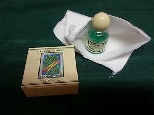 Caswell Massey Soap(2oz), or Mouthwash(1oz), or wash cloth, SANDALWOOD