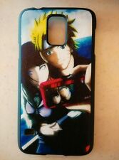 USA Seller Samsung Galaxy S5 SV Anime Phone case Cover Naruto Uzumaki & Hinata