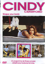 CINDY CRAWFORD - SHAPE YOUR BODY - DVD