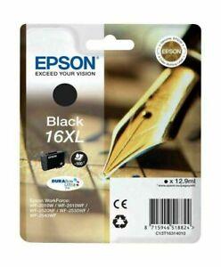 Epson 16 16XL inkjet cartridge * Pen and Crossword series *CHOOSE YOUR COLOUR*