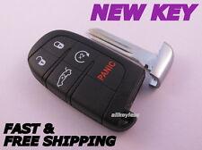 DODGE DART smart key keyless entry remote fob transmitter uncut 68225803 OEM